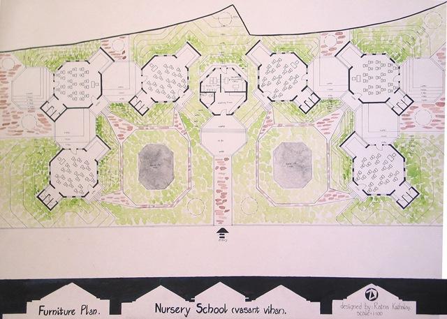 Nursery School Design | Creative Joys
